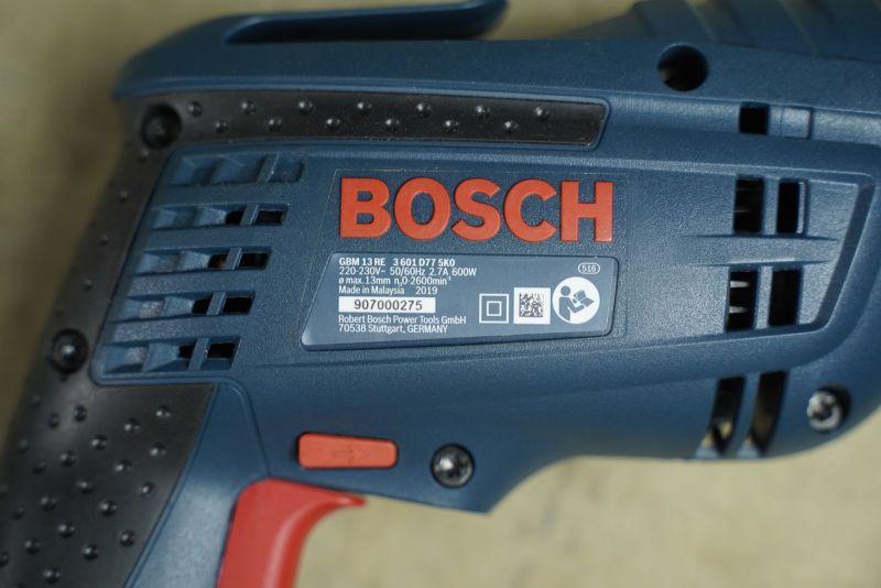 Máy Khoan Bosch GBM 13 RE 60w giá khuyến mãi, Máy khoan bosch ( hàng chính hãng, bảo hành toàn quốc)