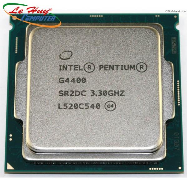 Bảng giá Bộ Vi Xử Lý-Cpu Intel G4400 Tray Phong Vũ