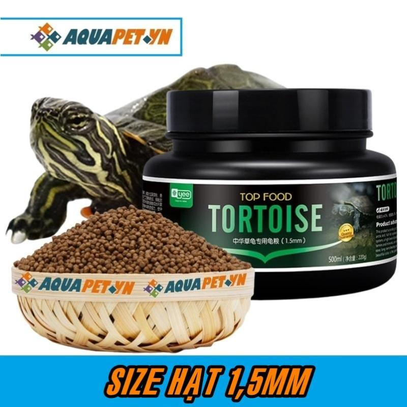 Thức ăn dành cho các loại rùa nước size hạt 1,5mm