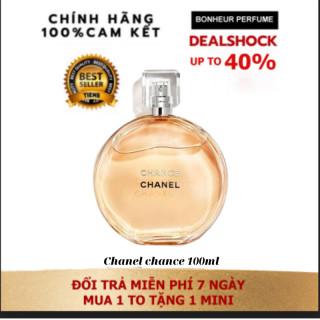 Nước hoa Chanel CHANCE Nữ Eau Đe Parfume 100ml-Siêu Hot thumbnail