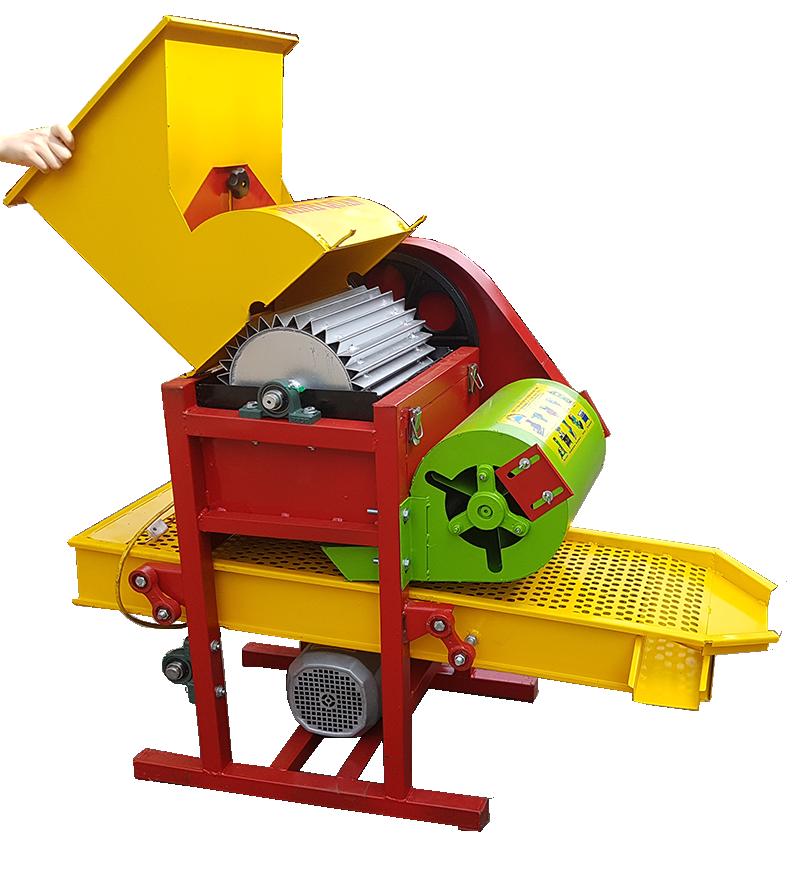 Máy bóc lạc 01 quạt gió