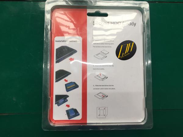 Bảng giá Caddy Bay SATA 3.0 9.5mm Mỏng gắn thêm ổ cứng cho Laptop Phong Vũ