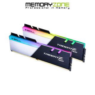 [Trả góp 0%]Ram PC G.SKILL Trident Z Neo 64GB 3600MHz DDR4 (32GBx2) F4-3600C18D-64GTZN thumbnail
