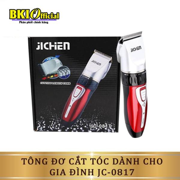 Tông đơ cắt tóc - Tông đơ cắt tóc gia đinh Jichen 0817 cao cấp