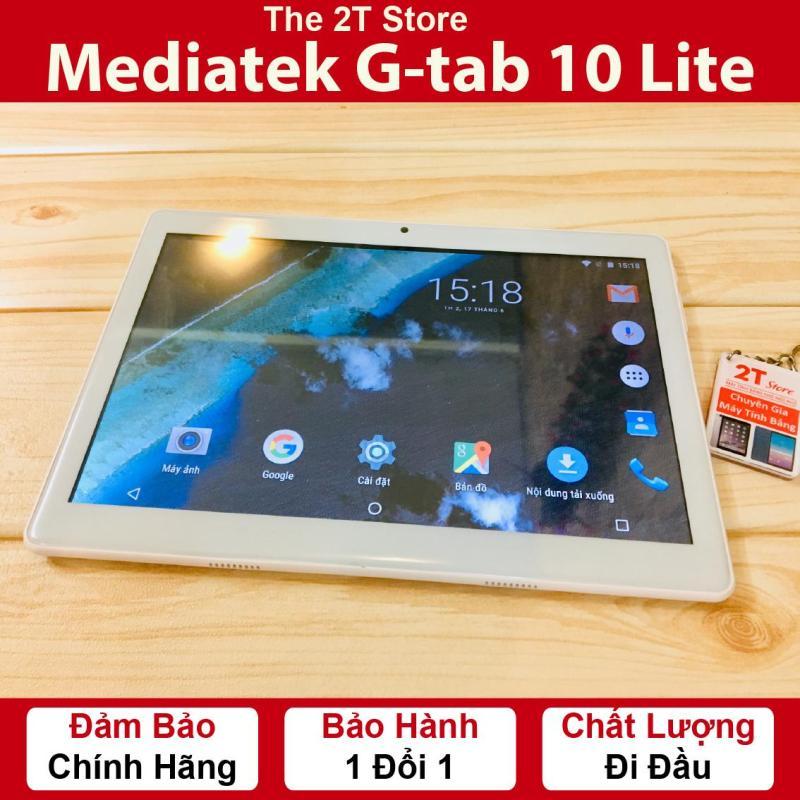 Máy tính bảng Gtab 10 Lite (Wifi+3G) (Màu Bạc Xám) (Hàng nhập khẩu)