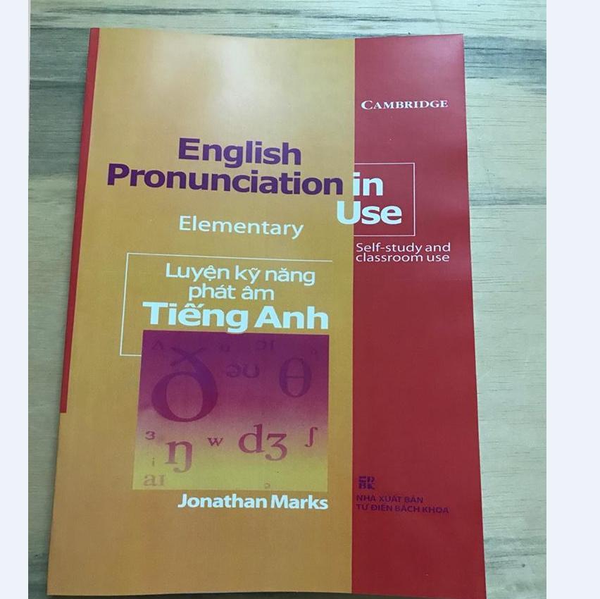 English Pronunciation In Use Elementary Cùng Giá Khuyến Mãi Hot