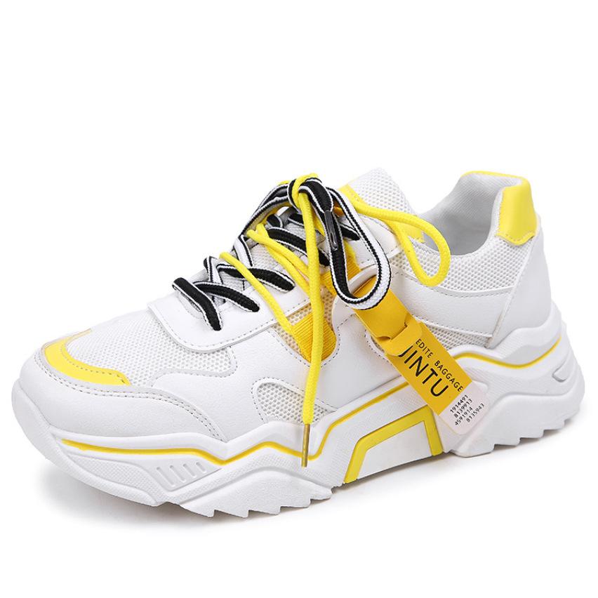 Giày thể thao nữ BLAI - giày nữ giày sneaker nữ giày nữ sneaker giày dép nữ màu trắng đen vàng cam chất siêu đẹp thời trang hàn quốc giá rẻ đế giày tăng chiều cao giày đi học giày công sở giày học sinh giày bts giày hot giày pro giá rẻ