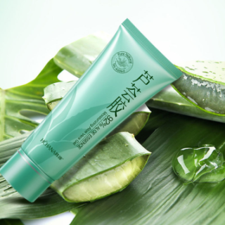 40g Gel Lô Hội cấp ẩm Aloe vera gel Soothing Gel 92%,Mang lại hiệu quả dưỡng ẩm cao cho da làm mát, dịu da tức th dưỡng sâu và phục hồi hư tổn thumbnail