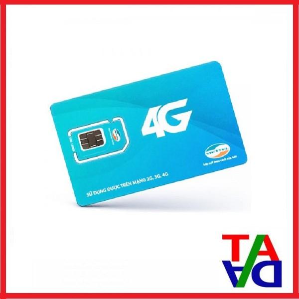 {Có sẵn tháng đầu} Sim 4G Viettel WF6 Tặng 6GB/Ngày, 180GB Tháng - Sim Chuyên Data Hết Cao Xuống Thấp
