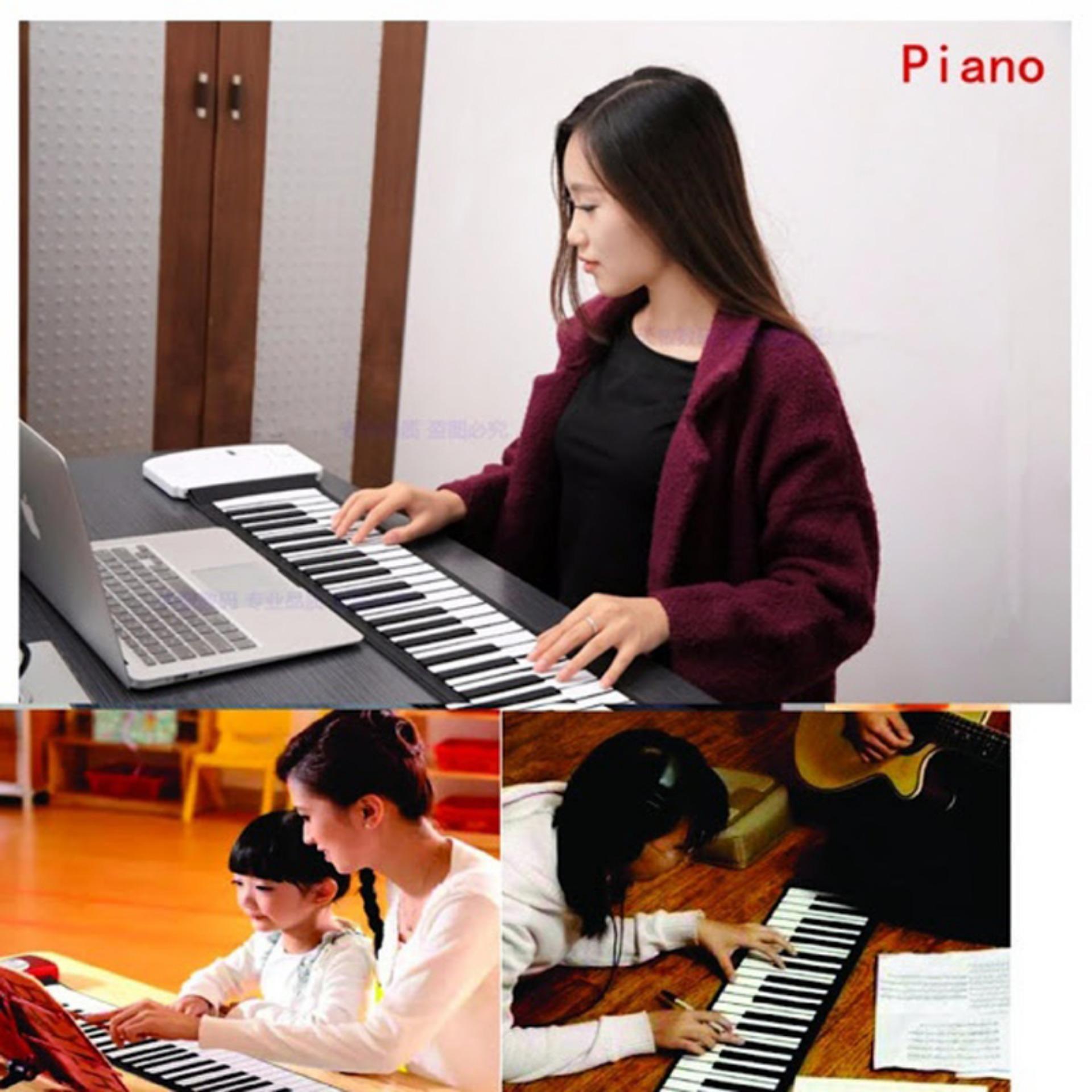 Đàn Piano Cho Bé  Thỏa Sức Âm Nhạc, Các mẫu Piano Phím cuộn mềm dẻo Chinh Hãng, Đàn Piano Điện Tử Bàn Phím Cuộn Dẻo giá tốt. Mua hàng qua mạng uy tín, tiện lợi
