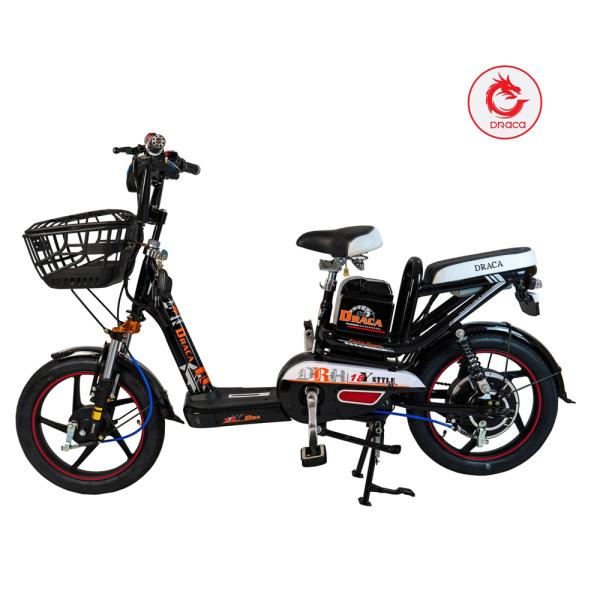 Mua Xe đạp điện Draca Y18 - Vạn Ích Tân Châu