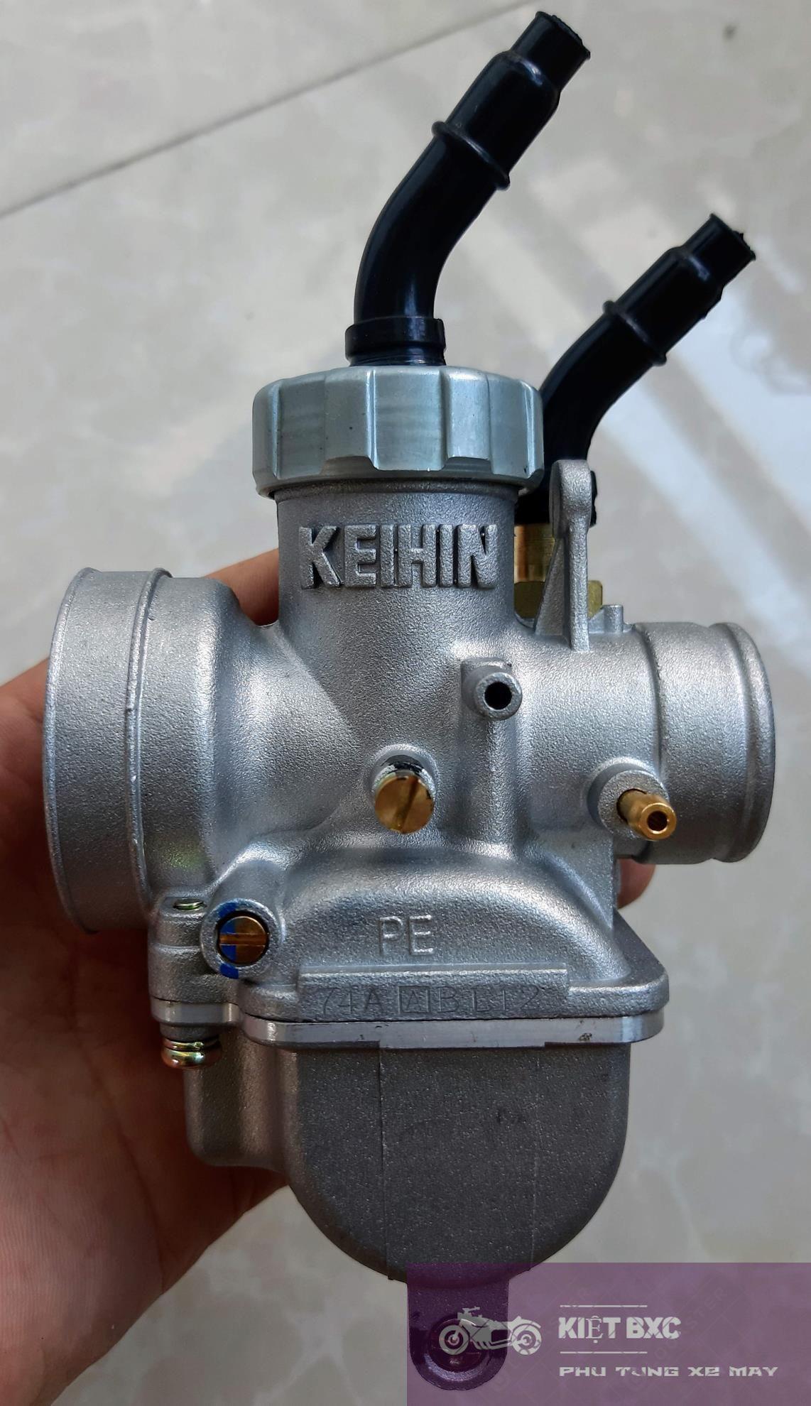 bộ chế hòa khí : NOVA 125