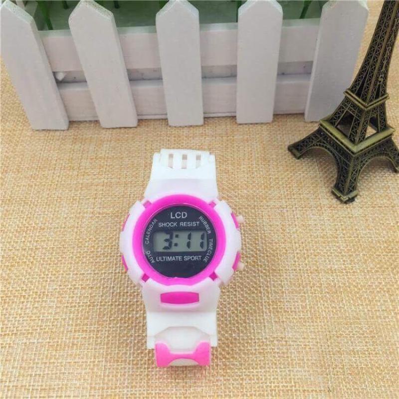 Nơi bán Đồng hồ thời trang trẻ em led SHOCK RESIST