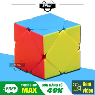 Rubik Biến Thể SKEWB Không Viền - Cục Rubik, Rô Bích, Khối Rubik Xoay Trơn Mượt - Đồ Chơi Trẻ Em BFUN (Shop có bán Rubik 3x3 Giá Rẻ, Rubik 2x2, Combo Rubik,..) thumbnail