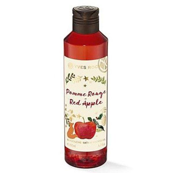 Gel Tắm Yves Rocher Red Apple Bath & Shower Gel 200ml nhập khẩu