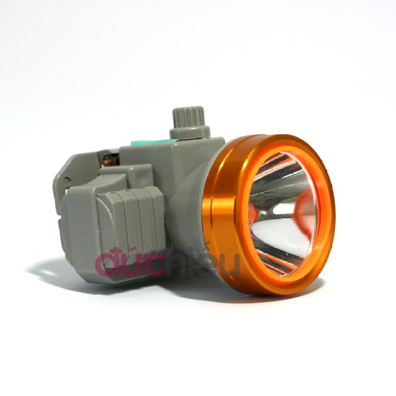 Bảng giá [ Hàng Thái ] Đèn pin đội đầu siêu sáng có ánh sáng vàng A15, đèn pin, đèn đội đầu, đèn đeo trán
