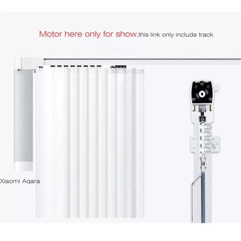 Bộ rèm tự động full phụ kiện Xiaomi Aqara 3m, 4m ,5m ( bát bắt trần)