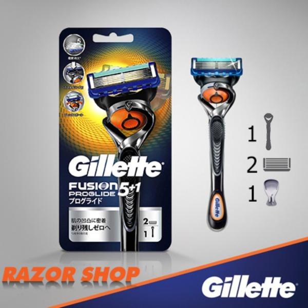 Dao cạo râu Gillette Fusion 5 + 1 Proglide, hàng nội địa Nhật giá rẻ