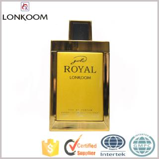 Nước Hoa Nam Royal Gold EDP 100ml hương thơm sang trọng nam tính lưu hương 7-8 giờ thumbnail