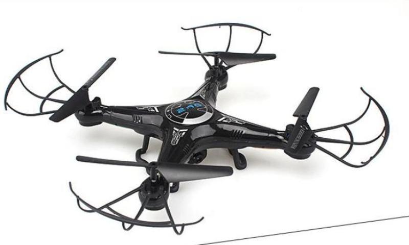 Máy bay, Drone điều khiển từ xa Drone X5C (Black)