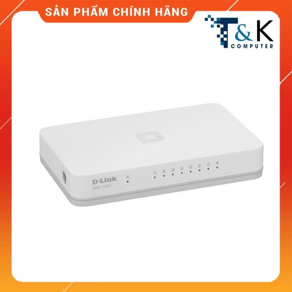 Giá Bộ chia mạng Swith D-link 8 cổng  - HÀNG CHÍNH HÃNG