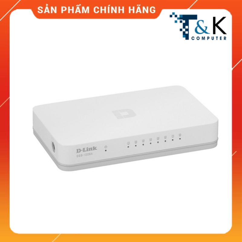 Bảng giá Bộ chia mạng Swith D-link 8 cổng  - HÀNG CHÍNH HÃNG Phong Vũ