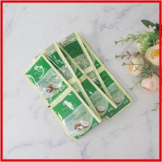 Dầu Ủ Tóc Từ Dừa Cửu Long 01 Dây 10 Gói 5ml thumbnail