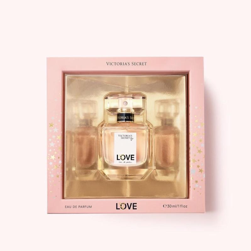 Nước Hoa Victoria's Secret Eau de Parfum Limited Edition 2018 – Love (30ml)