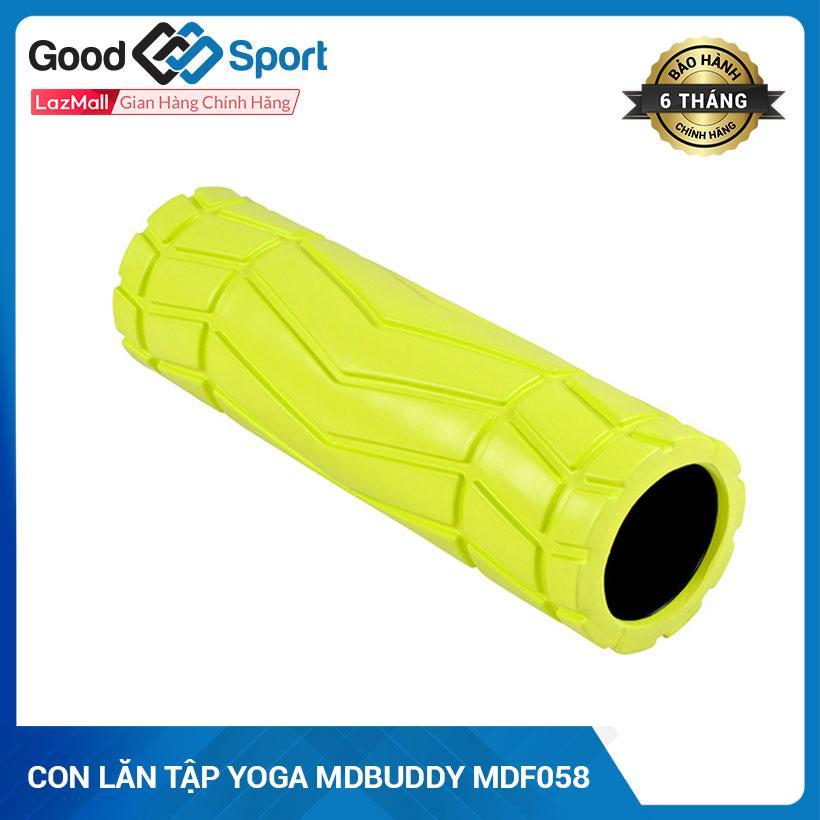 Bảng giá Ống Tập Yoga Con Lăn Tập Gym Fitness Massage Thư Giãn Cơ Bắp MDBuddy MDF058