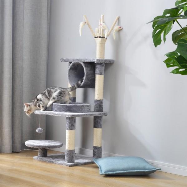 Trụ cào móng cho mèo- Cattree Nhà Cây Cho Mèo