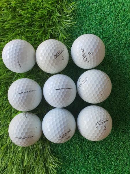 ComBo 10 Quả Bóng Golf Titleist, Bóng Chính Hãng