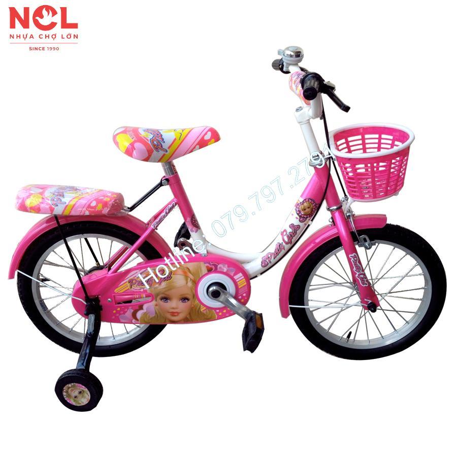 Mua Xe đạp trẻ em Nhựa Chợ Lớn 16 inch K48 - M1503-X2B