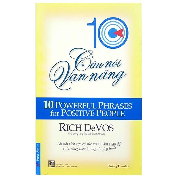 Mua Cá Chép - 10 Câu Nói Vạn Năng - 10 Powerful Phrases For Positive People