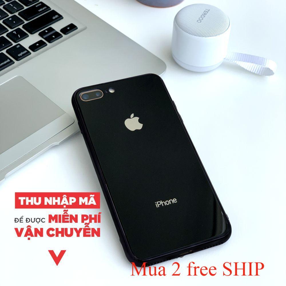 Giá ỐP LƯNG GƯƠNG KÍNH CHO IPhone  6/6S  6plus / 6splus iphone 7/ 8 iphone 7plus/ 8 plus  MR CAU