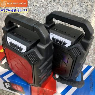 Loa Bluetooth Xách Tay YD668 Loại 1 Âm Thanh Hay Siêu Trầm, Led Nháy Theo Nhạc, Loa Không Dây Hỗ Trợ Thẻ Nhớ, USB Nghe Nhạc EDM, REMIX, Nhạc Vàng, Bolero Cực Hay Hỗ Trợ Điện Thoại, Máy Tính Bảng, Laptop - XSmart SHOP Tho TiTi thumbnail