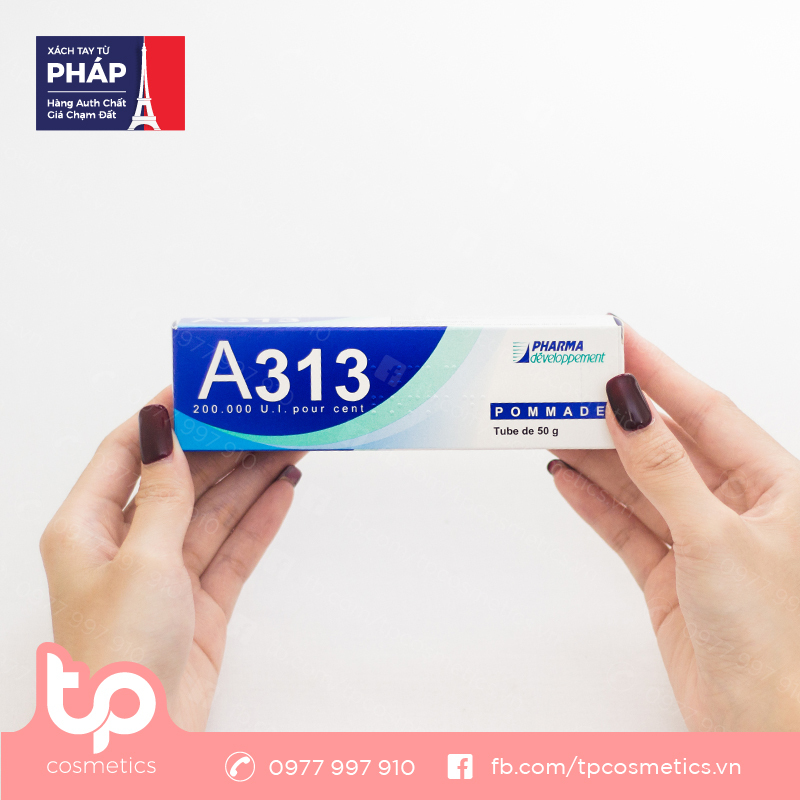 Kem Giảm Mụn A313 Pommade 50g giá rẻ