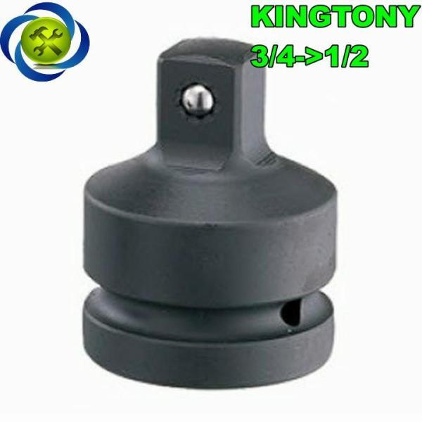Đầu chuyển đen 3/4 sang 1/2 Kingtony 6864