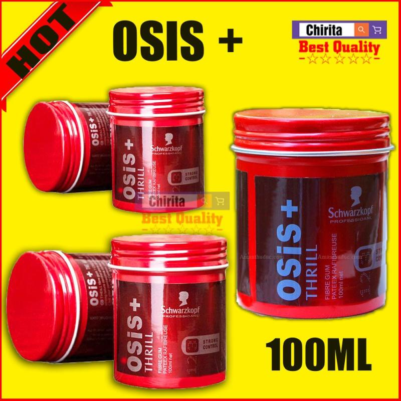 Gel Vuốt Tóc OSIS+ 100ml - Sáp Vuốt Tóc Tạo Kiểu Cho Nam Giới giá rẻ