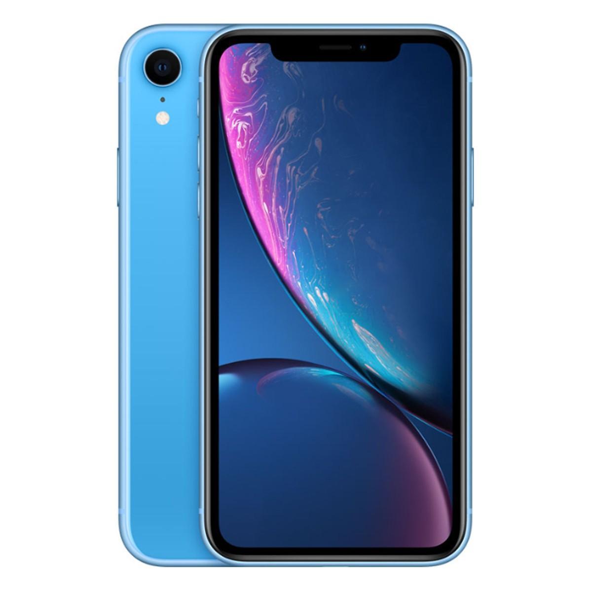 Điện Thoại Iphone XR 64GB - Hàng Nhập Khẩu (Màu Xanh)