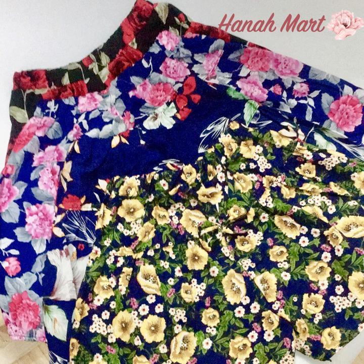 Quần váy dành cho bé gái từ 3 – 5 tuổi