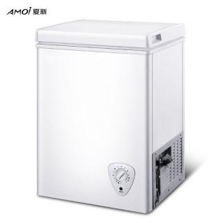 Tủ đông Amoi 106L mini- Tủ đông gia đình thế hệ mới 2020- Tủ đông bảo quản thực phẩm- Tủ đông chứa sữa mẹ- Hàng nội địa Trung Quốc-Bảo hành 1 năm thumbnail