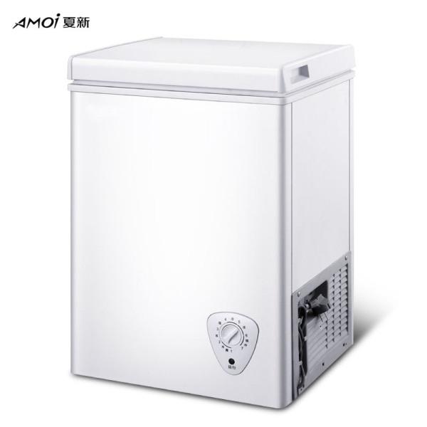 Tủ đông Amoi 106L- Tủ đông gia đình thế hệ mới 2020- Tủ đông bảo quản thực phẩm- Tủ đông chứa sữa mẹ- Hàng nội địa Trung Quốc-Bảo hành 1 năm