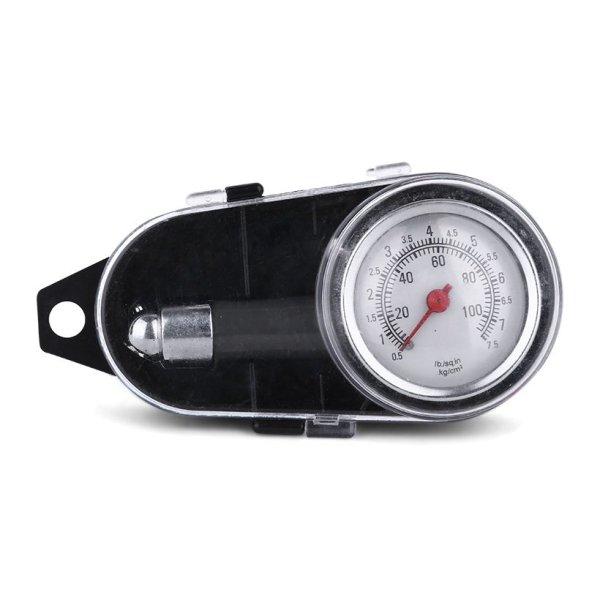 Đồng hồ đo áp suất lốp xe