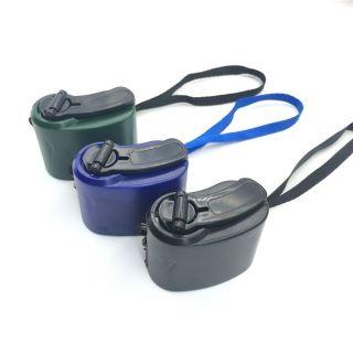 PZJBDI SHOP Đầm Máy Phát Điện Cầm Tay, Du Lịch Di Động Đại Andamp Đi Bộ EDC USB Tay Quay Sạc Nhanh Bộ Sạc Khẩn Cấp Điện Thoại thumbnail