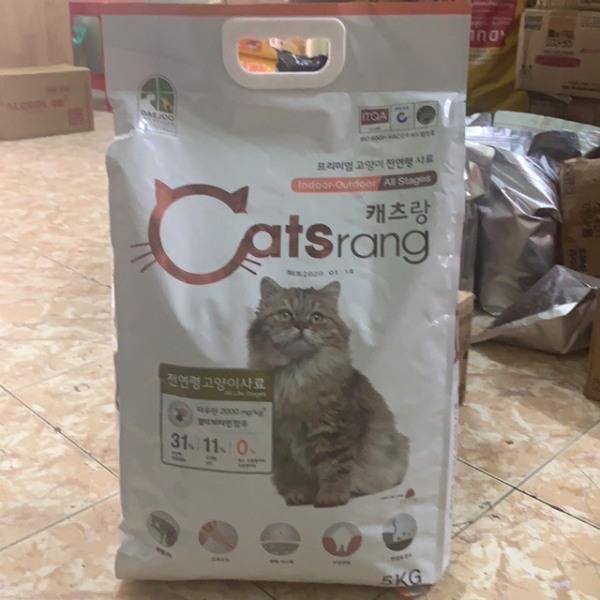 Thức ăn cho mèo Catrang(chiết 1-2kg)