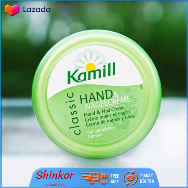 Kem dưỡng da tay Kamill Shinkor Dưỡng Tay Mềm Mịn Và Móng Tay Bóng Khỏe cao cấp