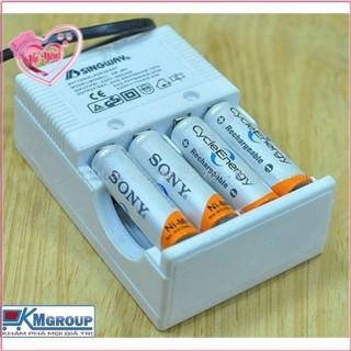 [HCM]Máy Sạc Pin Tiểu JIABAO - Sạc cho pin 2A và 3A và pin 9W - sạc pin thumbnail