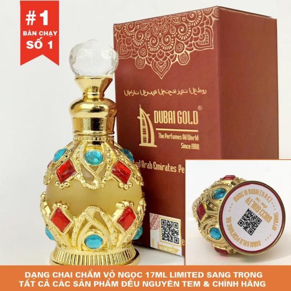 Tinh dầu nước hoa Dubai nam nữ 15ml và 5ml mẫu mới