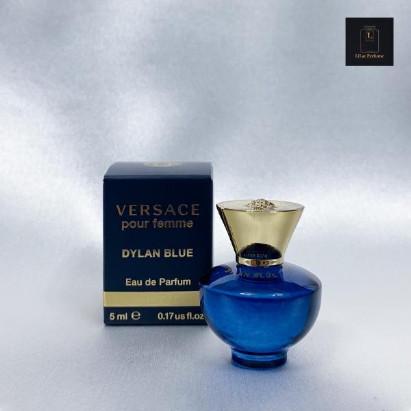[CHÍNH HÃNG] Nước Hoa Mini Nữ Versace Dylan Blue Pour Femme EDP 5ml