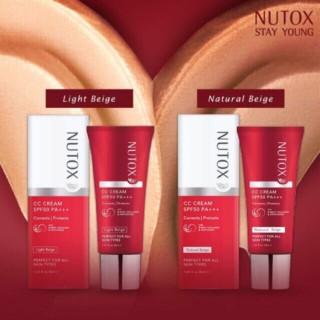 Kem CC Nutox 8 trong 1 - Natural Beige 30ml ( TỰ NHIÊN) và Light Beige 30ml (SÁNG) thumbnail